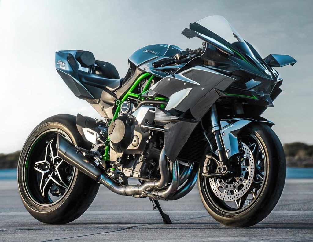 The Ninja H2R Is A Closed Course Riding Use Only Model And Not Manufactured For On Public Roads Streets Or Highways All Usage Of This Vehicle