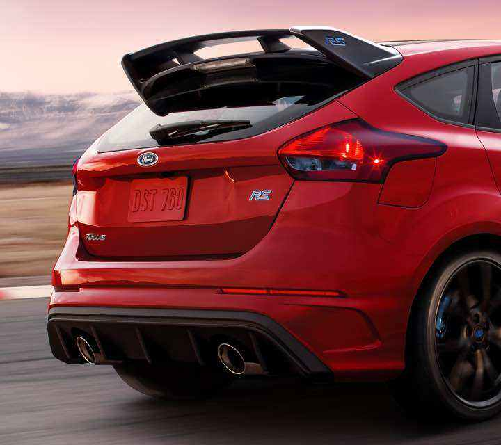 Ford Focus RS Vs Audi RS3