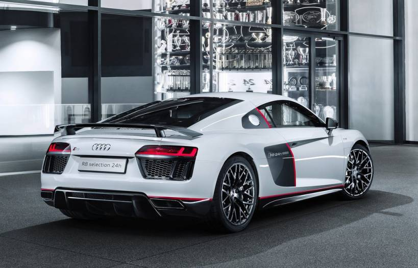 Limited Edition Audi R8 V10 Plus Selection 24h Audi Lovers