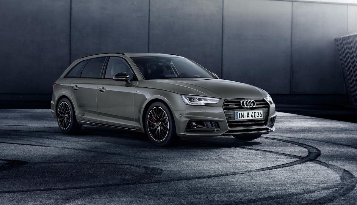 Audi A4 Is Back In Black Edition Audi Lovers