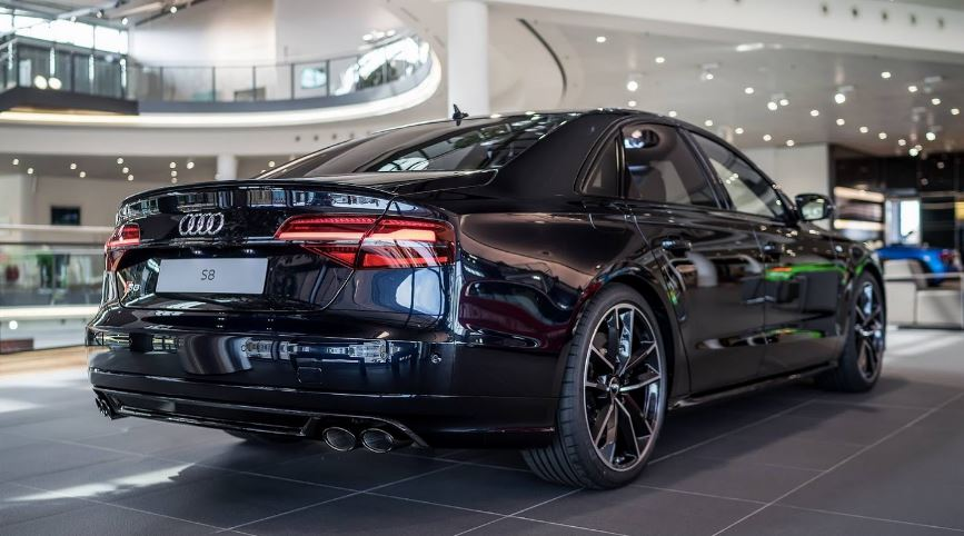 Brute And A Traditionally Unuming Design Make The S8 Plus Veritable Wolf In Sheep S Clothing Means Twin Turbo V 8 Now Makes 605