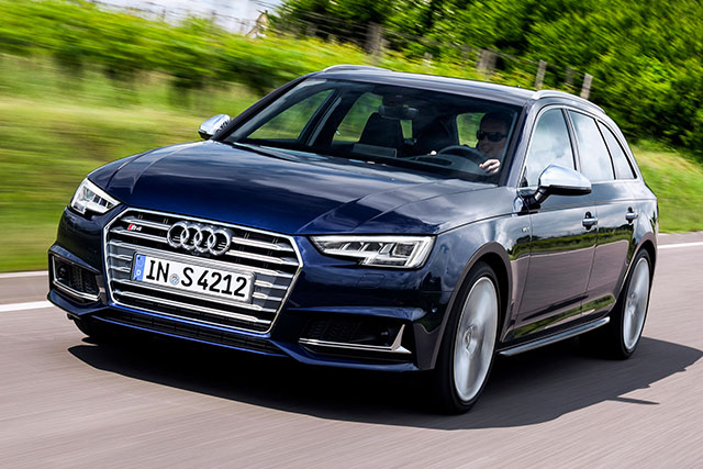 2018 Audi S4 Acceleration To 266 Kmh Audi Lovers
