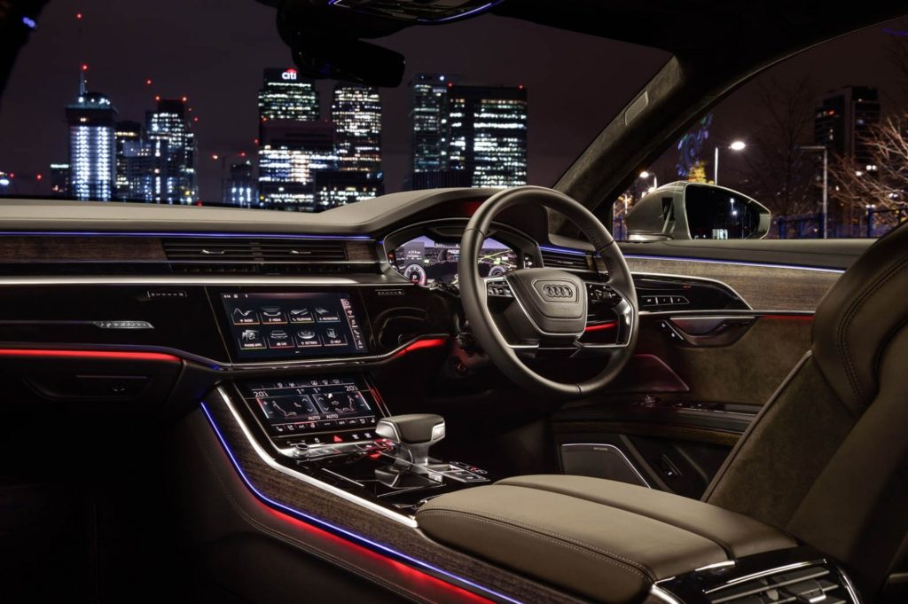 2018 Audi A7 Sportback 55 Tfsi Quattro Price And Specifications